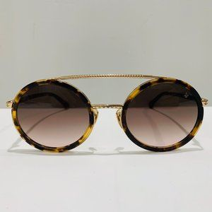 Philippe V W N°6 in Color Tortoise Brown Gradient